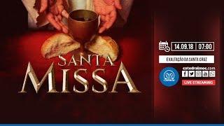 Santa Missa - 14/09/18 - 07:00 - Catedral de Montes Claros