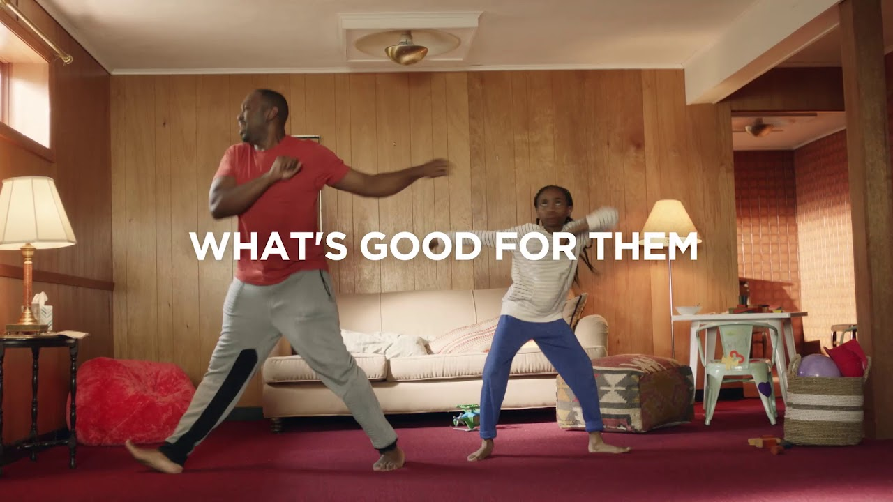 Cheerios Commercial — Dancing Remix (0:15)