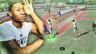 MY SUBSCRIBER SENT ME HIS GREENLIGHT JUMPSHOT ON NBA 2K19! HIS JUMPSHOT IS WAY TOO FAST