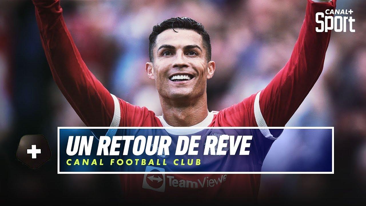 Download Cristiano Ronaldo, un retour de rêve