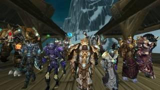Призыв Авангарда (World of Warcraft Обновление 3.2) [SUB]