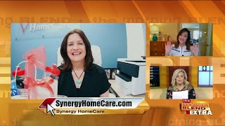 Blend Extra: Giving the Gift of Supportive Home Care!