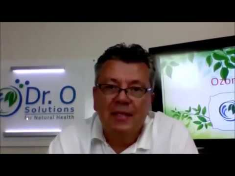 Ozone Therapy At Home | Interview With Dr. Oleg Nikishin Blue Z Water