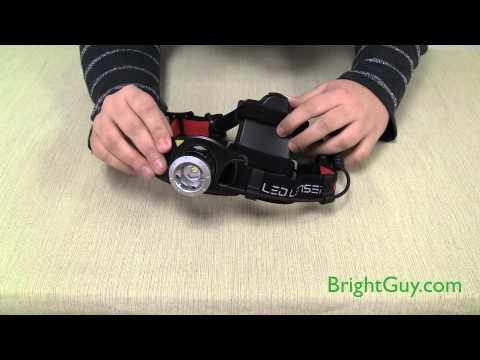 led lenser h7 2 headlamp review youtube. Black Bedroom Furniture Sets. Home Design Ideas