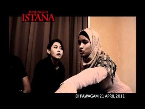 PENUNGGU ISTANA - Official Trailer - Dipawagam: 21 APRIL 2011