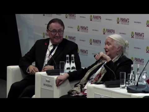 Мозг Vs искусственный интеллект / Гайдаровский форум - 2020
