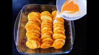 Не жарю не варю а готовлю картофель теперь только так Рецепты Другой Кухни