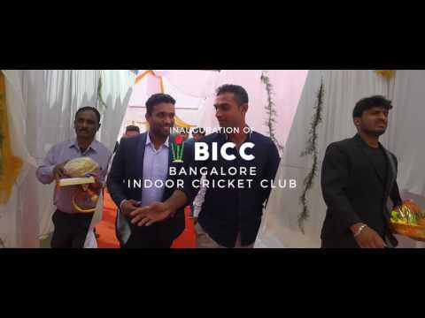 Bangalore indoor cricket club|inaugural function |Bicc| Mr .HD devegowda sir (expm)of India at Bicc