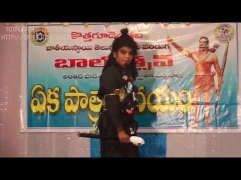 Mayal Phakir Mono Action By Sai Teja