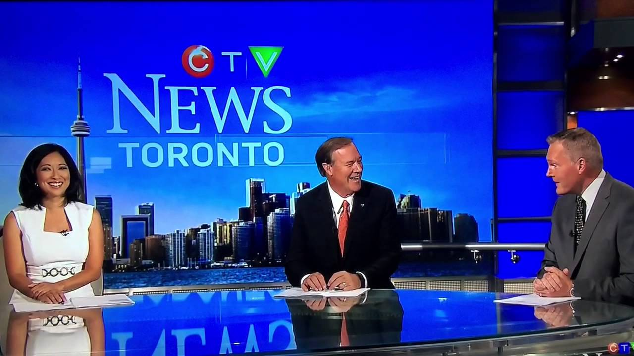 CTV News. Hilarious Clip By Lance Brown, Ken Shaw And ...