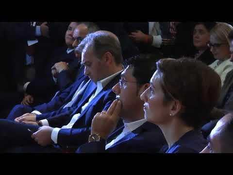 Matteo Renzi a Recanati 18 ottobre 2017
