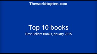 Top 10 books january 2015