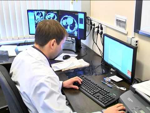 Рентгенологи работают для врачей