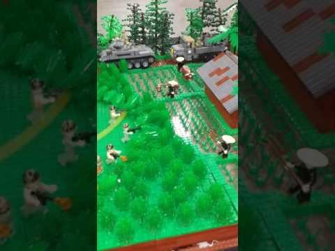 Lego Display Vietnam