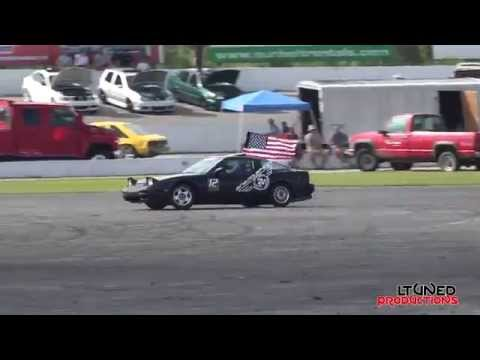 Drift Contest – NOPI Nationals 2014 Day-2 Video #39