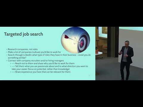 Using Social Media for Job Hunting