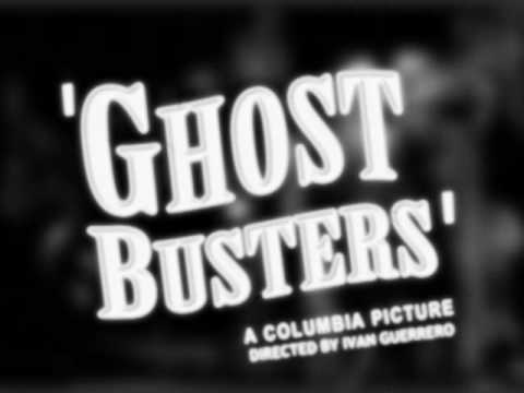 """""""Premakes"""" Ghost Busters (1954)"""