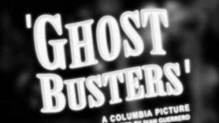 """Premakes"" Ghost Busters (1954)"