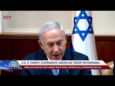 Your Morning News From Israel - Dec. 24, 2018.
