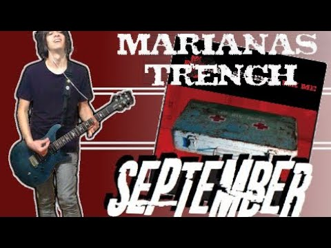 Marianas Trench - September Guitar Cover (w/ Tabs) mp3