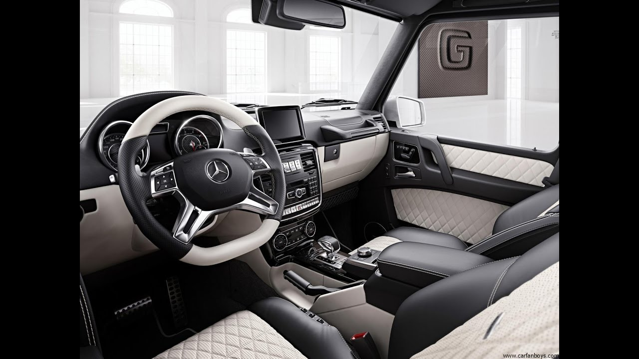 mercedes g wagon 2014 interior images galleries with a bite. Black Bedroom Furniture Sets. Home Design Ideas