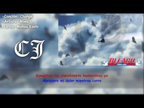 Bleach opening 12 Change - INSTRUMENTAL