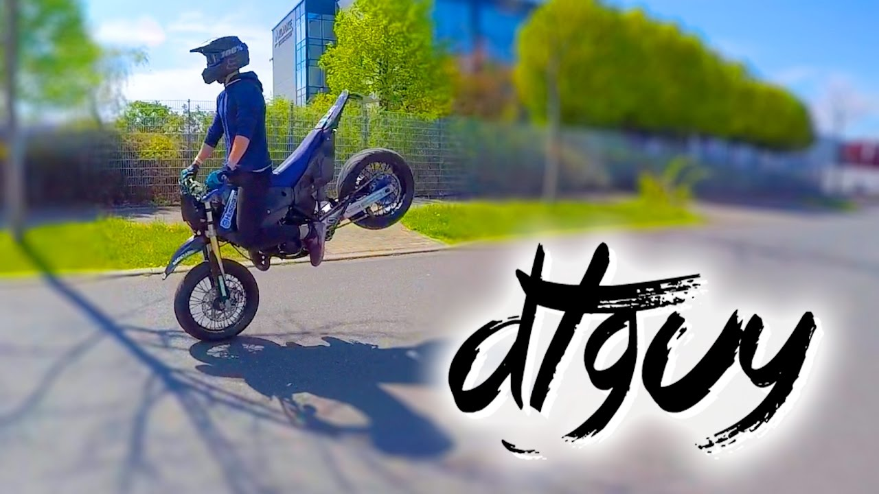this is just the beginning - dtguy / Yamaha DT 125 / Husqvarna SM 125 / Supermoto Harsewinkel 2017