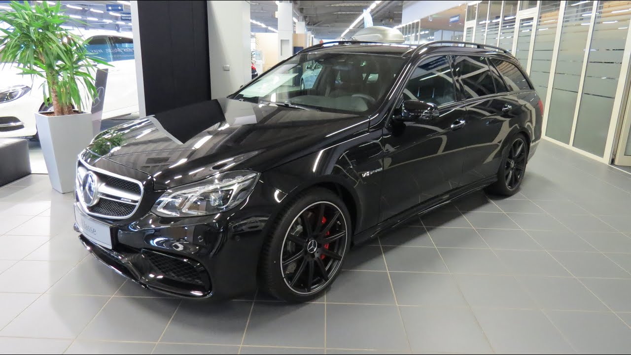 2015 mercedes benz e63 amg s v8 biturbo 4matic youtube for Mercedes benz amg v8 biturbo