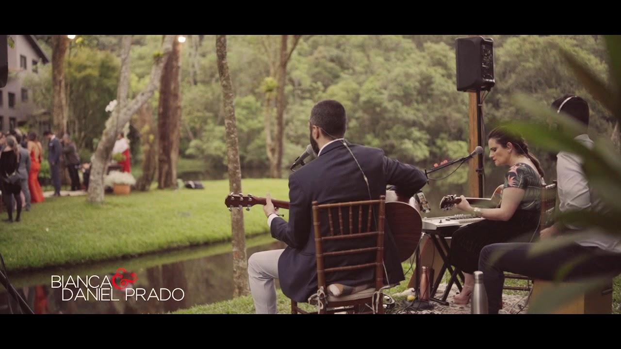 You and Me (Lifehouse) COVER AO VIVO Bianca e Daniel Prado