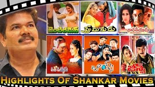 Video Highlights of Director Shankar Telugu Movies || Birthday Special Video download MP3, 3GP, MP4, WEBM, AVI, FLV Oktober 2018