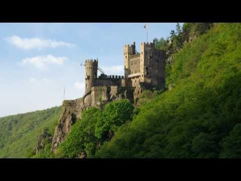 Castles On The Rhine River - TravelMovies