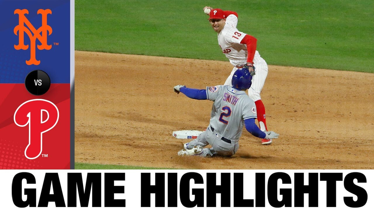 Mets vs. Phillies Game Highlights (4/30/21) | MLB Highlights