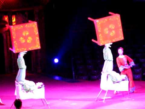 Великий китайский цирк (Great Chinese Circus in Kiev)