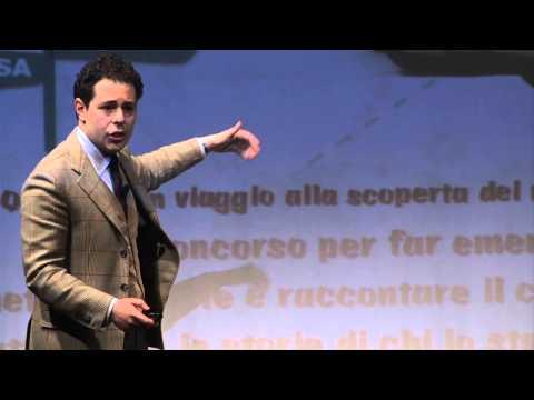 I pionieri del cambiamento e del lavoro: Francesco Luccisano at TEDxIED