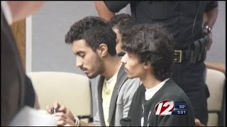 Bail Hearing Held for JWU Students Charged with Sexual Assault