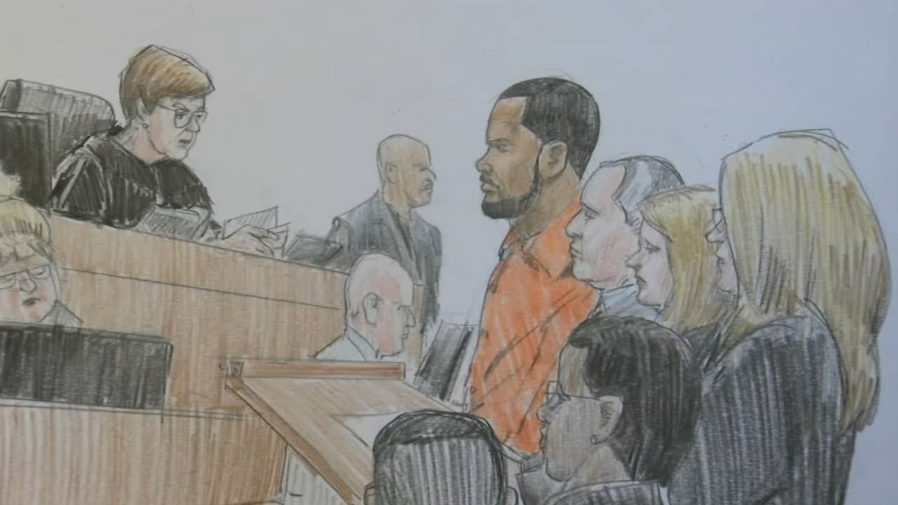 R. Kelly Facing New Accusations In Federal Sex Trafficking Trial