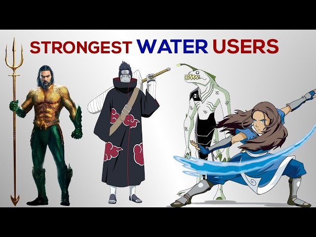 Strongest WATER USERS in the Universe