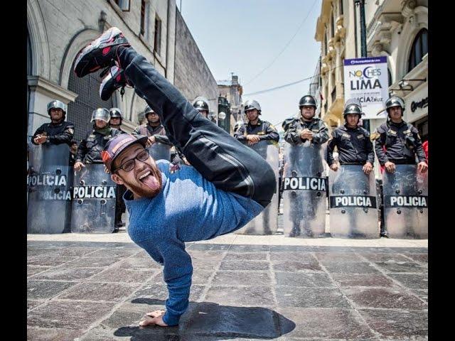 Bboy Lilou /France-Algeria-Pockemon-Red Bull BC One All Stars/ Trailer