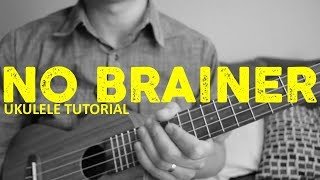 Download lagu No Brainer DJ KhaledJustin Bieber Ukulele Tutorial Chords How To Play MP3