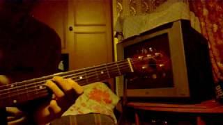 Александра (Москва слезам не верит) урок для 6-струнной гитары