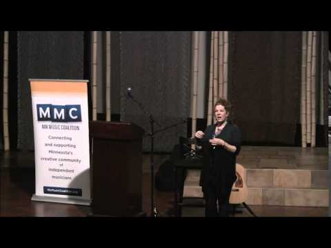 MN Music Summit 2015 Keynote Address w/ Dar Williams