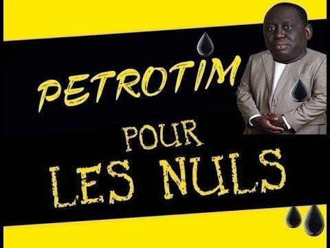 Actu Politique : Petro pour les nuls - Mouss Bou Rew