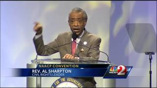 Sharpton to NAACP: We will turn around