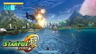 Cemu Emulator 1.10.0f | Star Fox Zero [1080p] | Nintendo Wii U