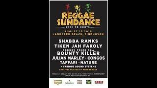 Jah Cure - Unconditional Love @ Reggae Sundance Eindhoven 2016
