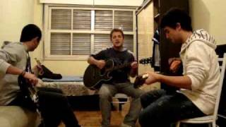 Inch 45!   Falling in love   Mcfly coveracustico