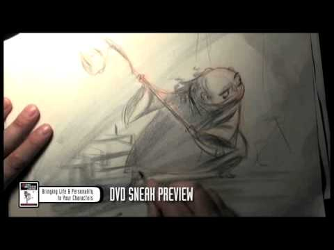Story Lesson Preview The Art Of Character Design With David Colman Vol 1 Dvd