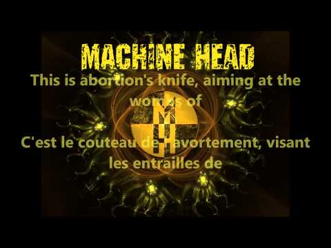 Machine Head - Halo [Lyrics + Traduction Française]
