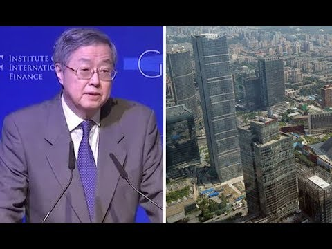 'Sudden, contagious and hazardous' China bank warns Beijing on BRINK of economic collapse