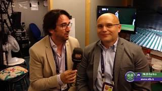 Wimbledon 2019: Viškova i Cvijina Odjava Dana za 08.07.   SPORT KLUB TENIS